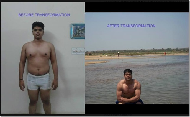 Aniket Mittal Transformation